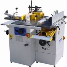 Charnwood W600 5 Function Universal Woodworking Centre