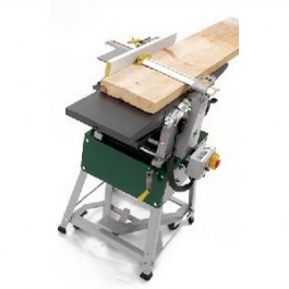 Record Power PT260 260mm by 150mm Planer Thicknesser + Stand & Pedal Wheel Kit